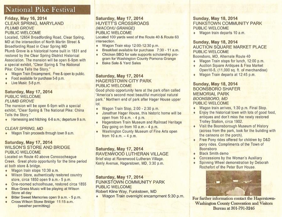 National Pike Festival
