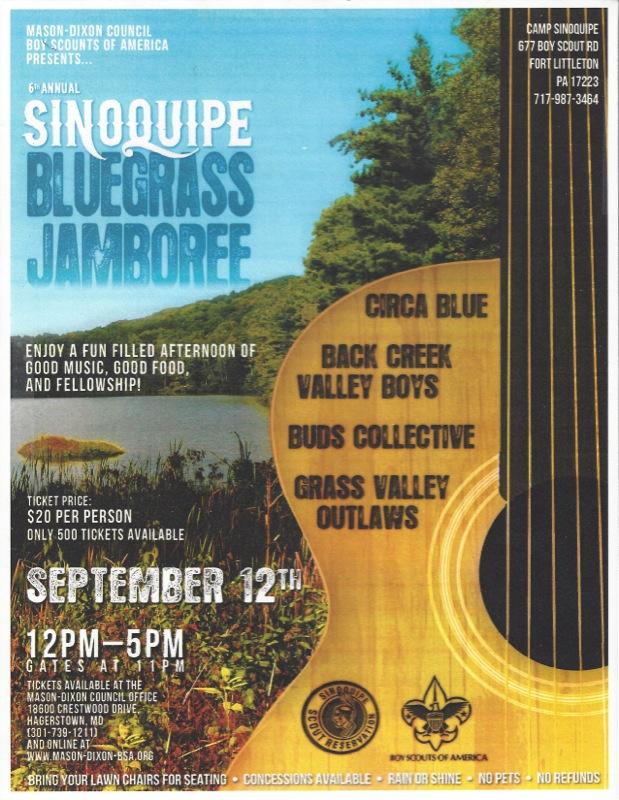 Bluegrass Jamboree 1